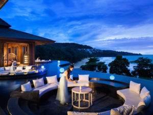 Phuket'de balayı resimleri