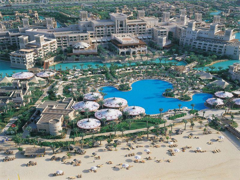 Dubai 'de Balayı Otelleri