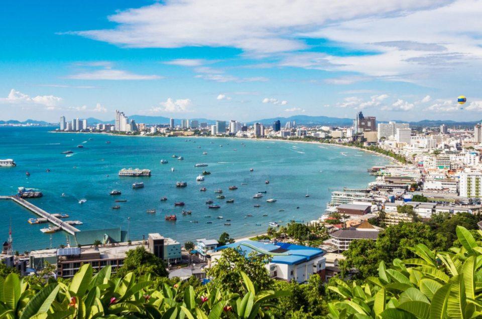 Pattaya 'da En Eğlenceli Balayı