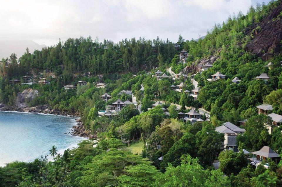 Seyşeller 'in Gözdesi Four Seasons Resort